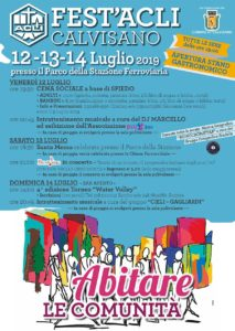 Fest'Acli a Calvisano @ Circolo Acli di Calvisano | Calvisano | Lombardia | Italia