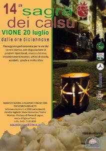 Marcia dei Calsù @ ritrovo località Saletti   Lombardia   Italia