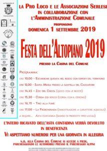 Festa dell'Altopiano @ La Posa dei Ruchi Serle   Lombardia   Italia