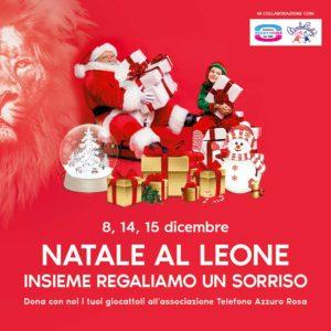 Natale al Leone profumo di solidarietà @ Leone Shopping Center | Lonato | Lombardia | Italia