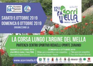 Scorrimella @ Ritrovo Parco delle Stagioni Urago Mella. | Lombardia | Italia