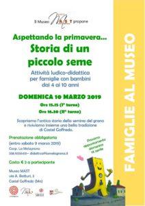Famiglie al Museo a Castel Goffredo @ Museo MAST | Castel Goffredo | Lombardia | Italia