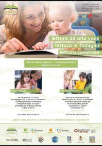 Tavernole - Letture e psicomotricità al Bosco Incantato @ Centro prima infanzia Bosco Incantato | Tavernole sul Mella | Lombardia | Italia