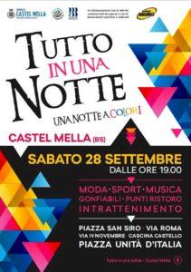 Tutto in una notte @ Castelmella | Castel Mella | Lombardia | Italia