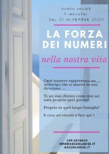La forza dei numeri nella nostra vita @ piattaforma ONLINE | Brescia | Lombardia | Italia