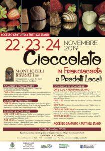 Cioccolato in Franciacorta @ Monticelli Brusati   Monticelli Brusati   Lombardia   Italia