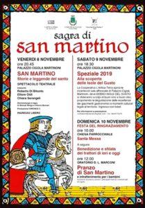 Sagra San Martino a Cigole @ Cigole   Cigole   Lombardia   Italia