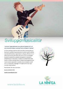 Sviluppo Musicalità @ La Ninfea | Lonato | Lombardia | Italia