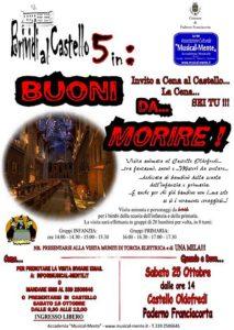 Brividi al castello di Paderno @ Castello di Paderno Franciacorta | Paderno Franciacorta | Lombardia | Italia