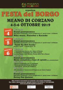 Festa del Borgo e caccia alla volpe @ Meano – piazza Statuto | Meano | Lombardia | Italia