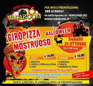 Giropizza mostruoso al Vadaboom @ Vadaboom Montichiari | Madonnina, Montichiari | Lombardia | Italia