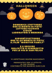 Happy Halloween a San Felice @ San Felice del Benaco | Lombardia | Italia