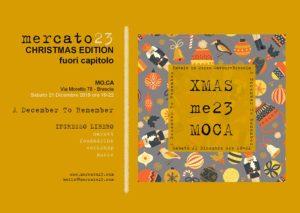 Mercato23 - Christmas edition @ Mo.Ca | Brescia | Lombardia | Italia