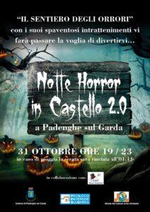 Notte horror in Castello @ Castello di Padenghe | Padenghe Sul Garda | Lombardia | Italia