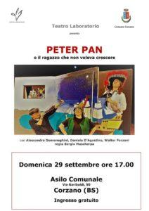 Peter Pan @ Asilo comunale di Corzano | Piazza | Lombardia | Italia