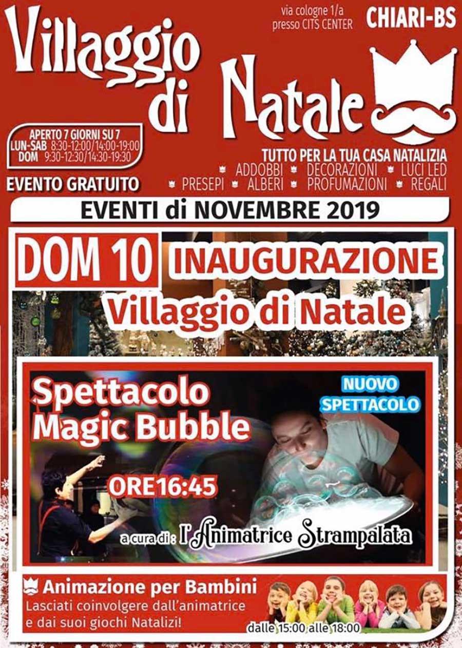 spettacolo-bolle-villaggio-natale-cits-chiari-2019