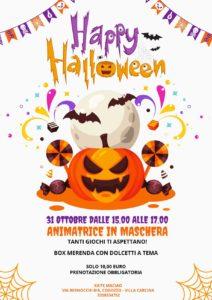 Villa Carcina - Happy Halloween @ Kafè Maciao | Soresina | Italia