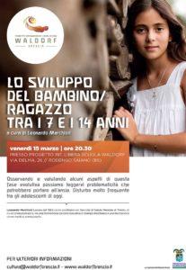 Lo sviluppo del bambino/ragazzo tra i 7 e i 14 anni @ Villa Giulia Rodengo   Ponte Cingoli   Lombardia   Italia
