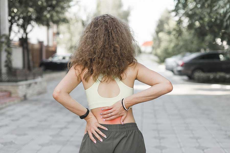 Mal di schiena: quando gastrite e reflusso ne sono la..