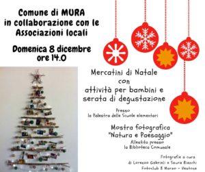Mercatini di Natale Mura @ Mura di Palazzolo | Lombardia | Italia