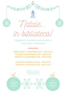 Natale... in biblioteca! @ Biblioteca Museo di Scienze | Brescia | Lombardia | Italia
