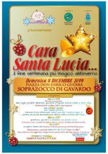 Cara Santa Lucia @ Soprazzocco di Gavardo