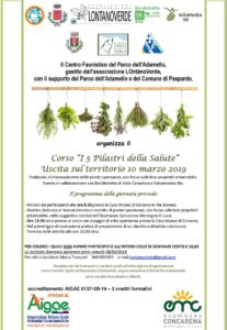 I cinque pilastri della salute - uscita @ Casa Museo di Cerveno | Paspardo | Lombardia | Italia