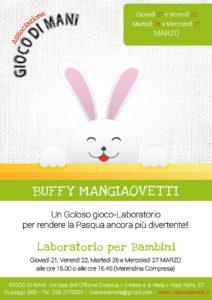 Giocodimani - Buffy Mangiaovetti @ Officina Creativa Il Nano e la Mela | Gussago | Lombardia | Italia