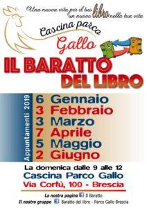 Baratto del libro @ Cascina Parco Gallo | Brescia | Lombardia | Italia