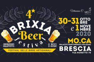 Brixia beer festival @ MO.CA – Palazzo Martinengo Colleoni | Ciliverghe di Mazzano | Lombardia | Italia