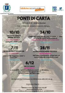 Ponti di carta @ Biblioteca di Borgosatollo | Borgosatollo | Italia