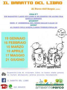 Baratto del libro @ Ambiente Parco | Brescia | Lombardia | Italia