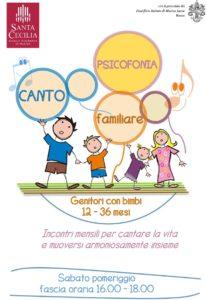 Psicofonia- canto familiare @ Fondazione Diocesana Santa Cecilia | Brescia | Lombardia | Italia
