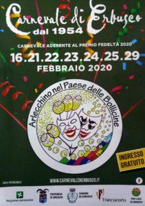 Carnevale Erbusco @ Erbusco | Erbusco | Lombardia | Italia