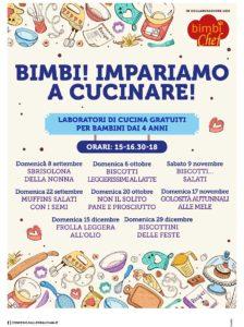 Bimbi, impariamo a cucinare! a Concesio @ Auchan Concesio | Mazzano | Lombardia | Italia
