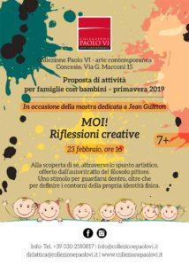 MOI! Riflessioni creative @ Collezione Paolo VI | Concesio | Lombardia | Italia