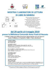 Mostra e laboratori di lettura di libri in simboli @ Biblioteca di Rezzato | Palazzolo sull'Oglio | Lombardia | Italia
