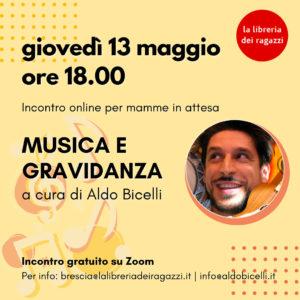 Musica e gravidanza @ Libreria dei Ragazzi online | Brescia | Lombardia | Italia