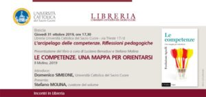 Le competenze. Una mappa per orientarsi @ Università Cattolica