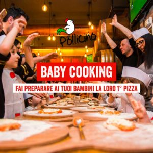 Baby Cooking @ Ristorante Pollicino - C.C. Le Porte Franche