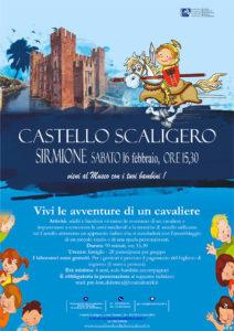 Vivi le avventure di un cavaliere @ Castello Scaligero di Sirmione