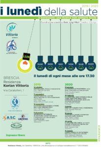 I lunedì della salute @ Residenza Korian Vittoria