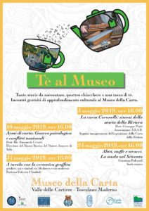 Tè al Museo @ Museo della Carta - Cartiere di Toscolano | Lombardia | Italia