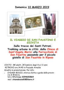 Sulle tracce dei Santi Faustino e Giovita @ Brescia centro