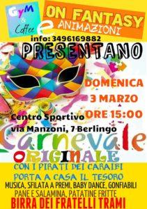 Carnevale a Berlingo @ Berlingo | Berlingo | Lombardia | Italia
