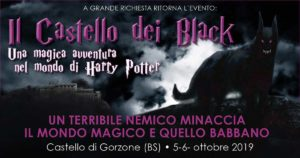 Il castello dei Black @ Castello di Gorzone