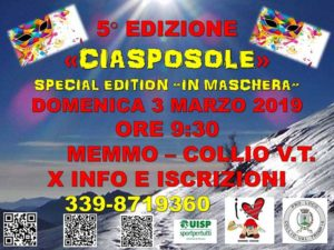 Ciasposole @ Memmo Collio VT