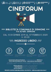 Cineforum a Sirmione @ Biblioteca Sirmione