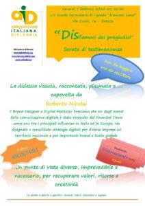 DISfiamoci dei pregiudizi @ 'Istituto Salesiano - Brescia | Brescia | Lombardia | Italia
