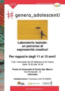 #genera_adolescenti @ Calcinato